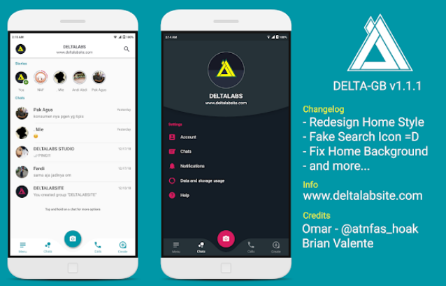 Delta Touch Apk Download